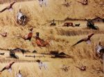 COUNTRY WOODLAND - Fabric 100% Cotton - Price Per Metre